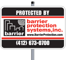barrier-sign
