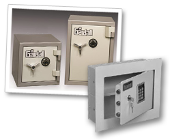 Home Safes by Barrier Protection